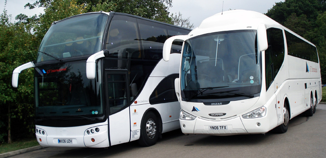 bus charter services singapore