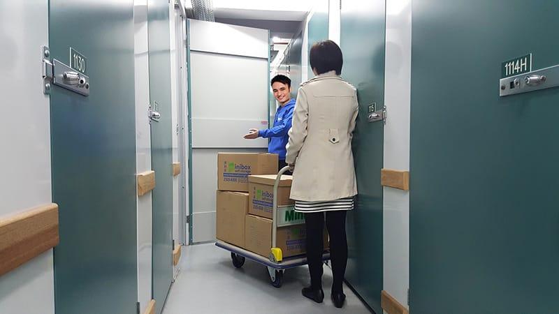 mini storage hong kong
