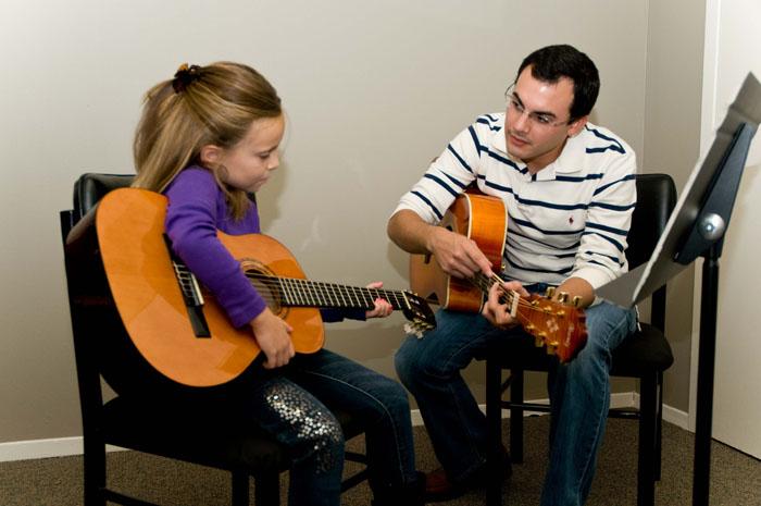 music lesson,