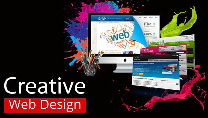 creative web design firm singapore