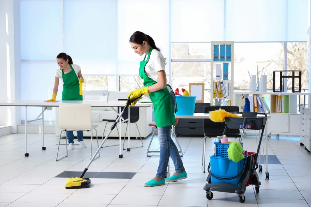 commercial office cleaning mary esther fl