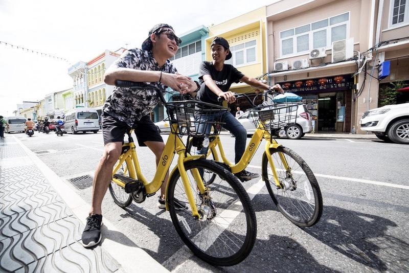 rental bike phuketservice