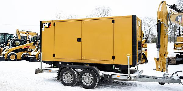 diesel generator rental Sydney