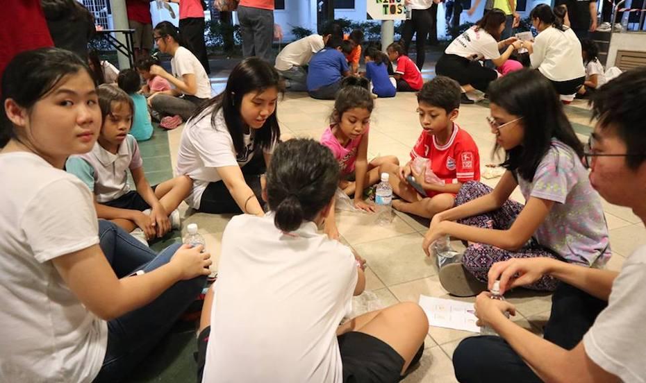 student volunteer opportunities singapore